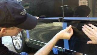 How To Install Side Molding On Lexus ES 350