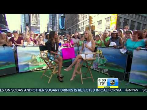 Michelle Williams - Interview (Good Morning America) [06.18.2014]