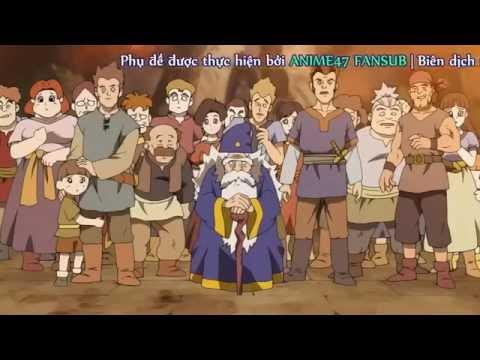 [Vietsub] Blue Dragon Tập 1 | Phim Hoạt Hình Nhật Bản
