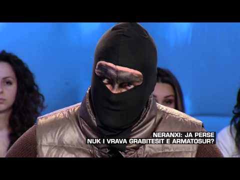 """GRABITESI"" ME MASKE NE ZONE E LIRE POLICIA SHOQERON AKTORIN"