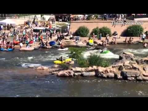 The South Platte RiverFest runs through Sunday at Confluence Park in Denver.