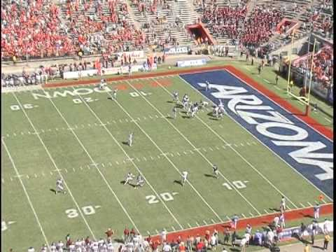 Arizona vs. Washington State University, 2004