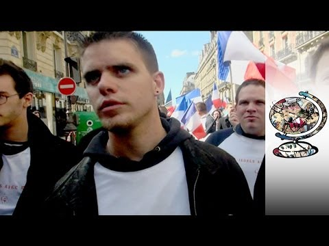 France's Shift To The Far Right