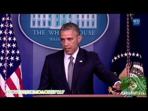 President Barack Obama reaffirms U.S. support for Israel's Gaza incursion - War on Gaza