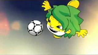Zakumi La Mascota Oficial De La Copa Mundial De Fútbol