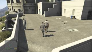 GTA 5 GTA V How To Get Trevor To Kill Michael ( Grand