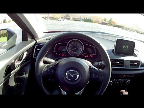 2014 Mazda3 5-Door Grand Touring - WINDING ROAD POV Test Drive