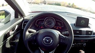 2014 Mazda3 5-Door Grand Touring WR TV POV Test Drive