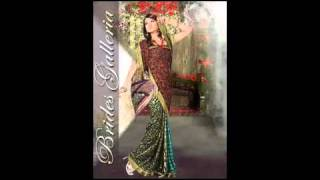Latest Indian Sari By Http://www.bridesgalleria.com