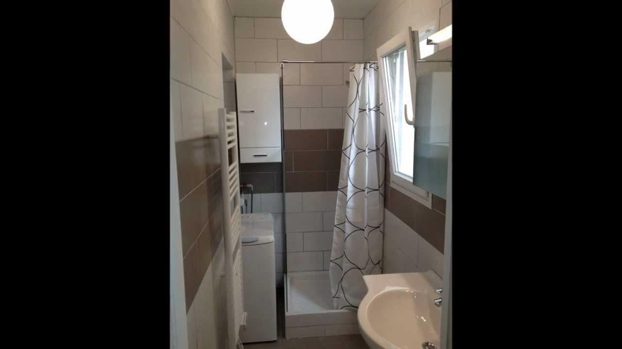 agencement salle de bain parisienne 3m2 optimisation max petite surface
