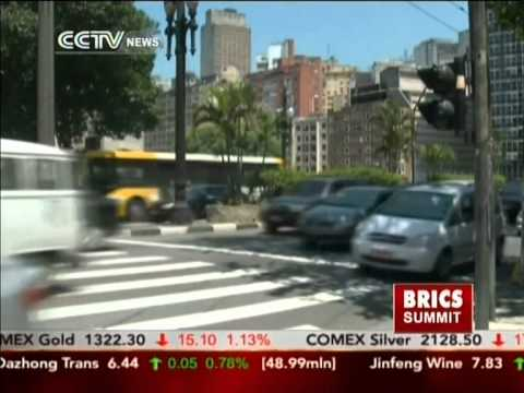 What is on the table for the 6th BRICS summit in Brazil?