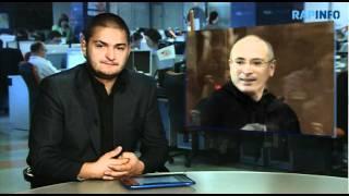 RAPINFO - Ходорковский, ГЛОНАСС, Михалков с мигалкой