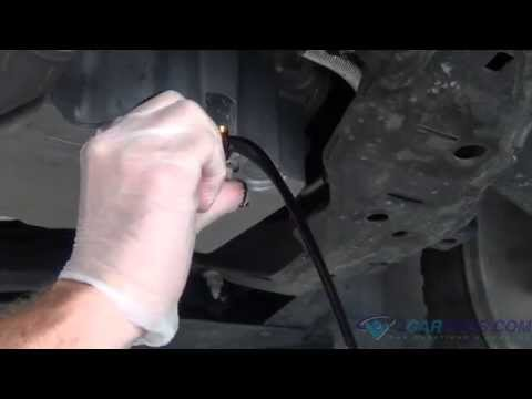 Oil and Filter Replacement 2011-14 Ford Edge V6 3.7L