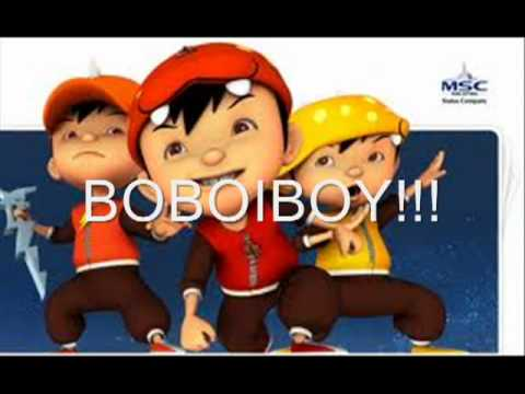 Theme Song BOBOIBOY!
