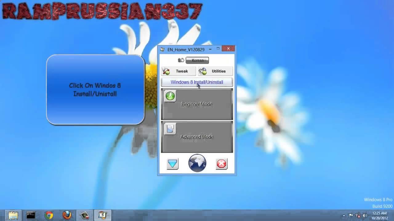 windows 8.1 enterprise activator build 9600