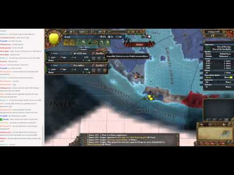 Livestream Europa Universalis IV Brunei to Malaysia 05 (Let's Play/Deutsch)