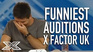 Funniest Auditions on X Factor UK | Vol.1