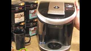 Keurig Vue 700 Review