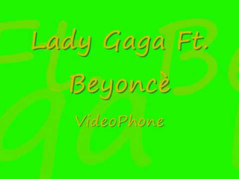 [LYRICS]Lady Gaga Ft. Beyoncè- VideoPhone[HQ]
