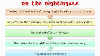 ode to a nightingale analysis - A-Level English - Marked by Teachers ...