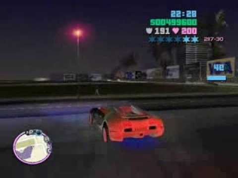 GTA Vice City Reto Tokio Final