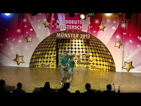 Kerstin Engel & Johannes Hien - Norddeutsche Meisterschaft 2013