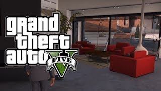 GTA 5 Online: How To Get Inside Franklin's, Michael's