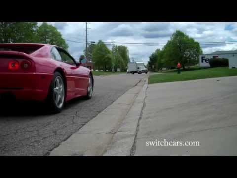 1996 Ferrari F355 GTB Test Drive with Capristo Exhaust