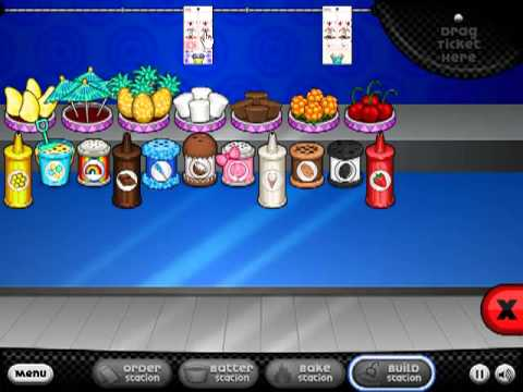 play unblocked games 77 papas cupcakeria