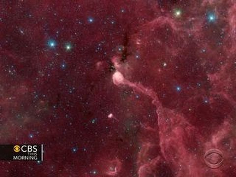 NASA's Spitzer telescope reveals stunning Milky Way panoroma