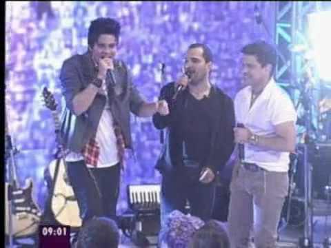 Mais Você   Luan Santana canta com Zezé e Luciano ´Pior é te perder´