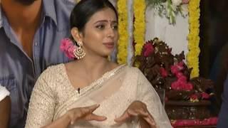Rakul Preet Singh Funny Interview About Raarandoi Veduka Chuddam
