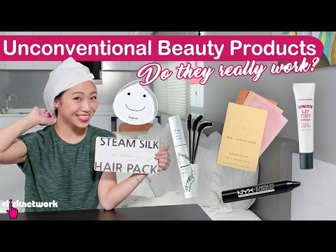 Unconventional Beauty Products: Do They Really Work? - Tried and Tested: EP108