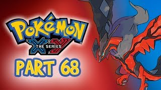 Pokemon X And Y Gameplay Walkthrough Part 68 Catching