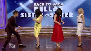 Back to Back Charades with the Bella Twins