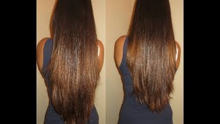 How To Cut Layers In Your Own Hair Tutorial Do It With
