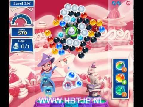 Bubble Witch Saga 2 level 293