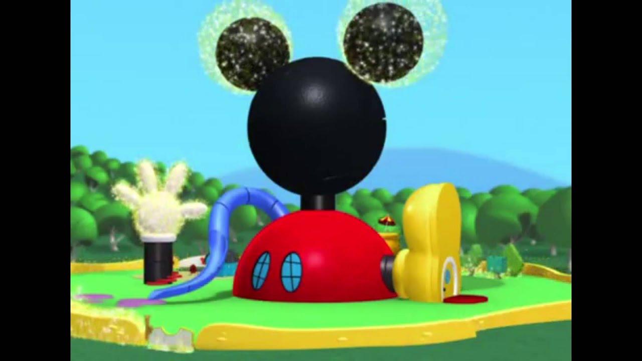 Ytp la maison de mickey youtube - Figurine maison de mickey ...