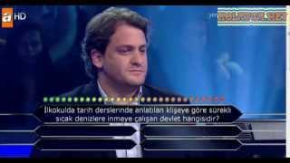Kim Milyoner Olmak Ister 254. bölüm Arjan Kemahlı 29.07.2013
