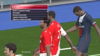 PSG Vs Monaco Narraciones De Fernando Niembro Y Mariano