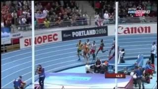 800m Men Final - Mohammed Aman -