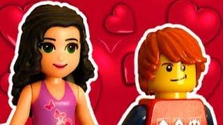LEGO Friends Secret Love Affair (For Lego Boys)
