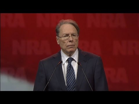 2014 NRA Annual Meetings: Wayne LaPierre