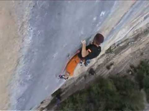 Patxi Usobiaga climbing Biographie 9a+