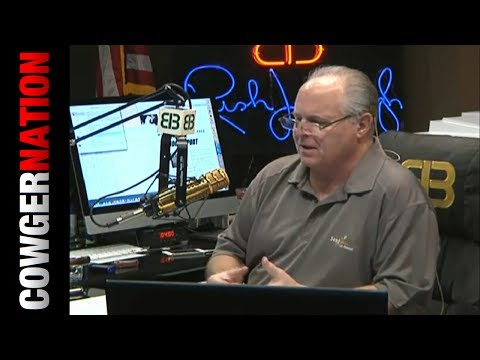 Rush Limbaugh Bashes Pope Francis
