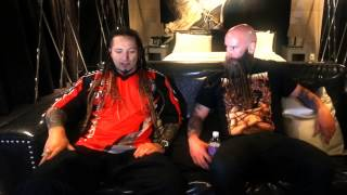 FIVE FINGER DEATH PUNCH - Wrong Side of Heaven (Track by Track - Episode Two)