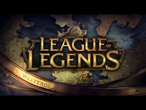 LEAGUE OF LEGENDS - GAME OF THRONES Intro Parody