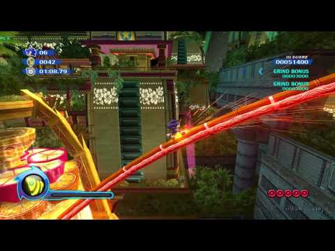 Sonic Colors - Dolphin Svn  R 6717 (hd)