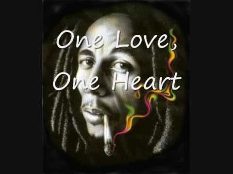 video de one love de bob marley: