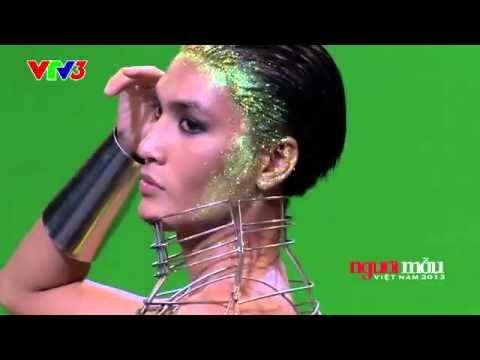 [Phần 6] Vietnam's Next Top Model 2013 Tập 9 Ngày 1/12/2013